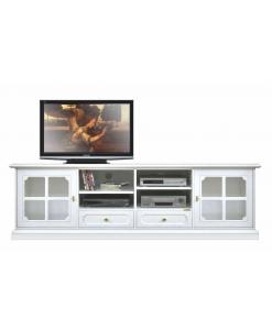 meuble tv, meuble tv laqué, meuble tv classique, ameublement pour le salon