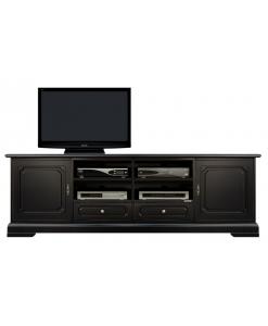 banc tv, meuble tv, meuble tv classique, meuble tv pour le salon, meuble classique