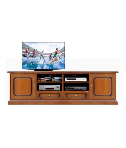 banc tv 2 mètres classique ref. 4010-S