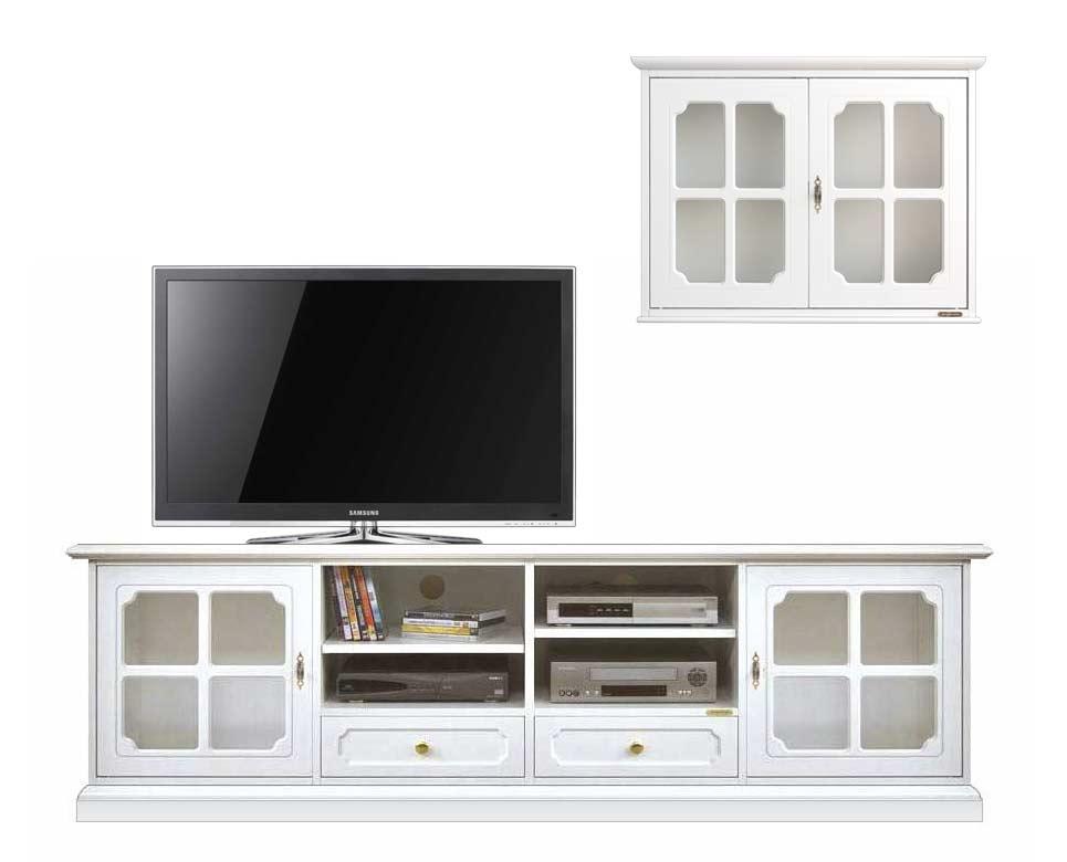 Details Sur Composition Meubles Tv Meuble Tv En Bois Laque Fabrique En Italie