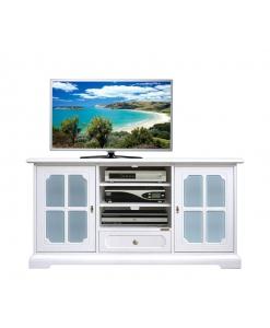 meuble tv laqué, meuble tv, meuble classique, ameublement classique