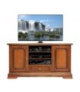Meuble Tv largeur 133 cm 2 portes 1 tiroir