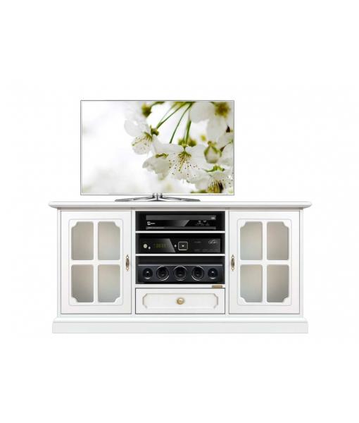 Meuble Tv 2 portes 1 tiroir ref. 4040-SGAV