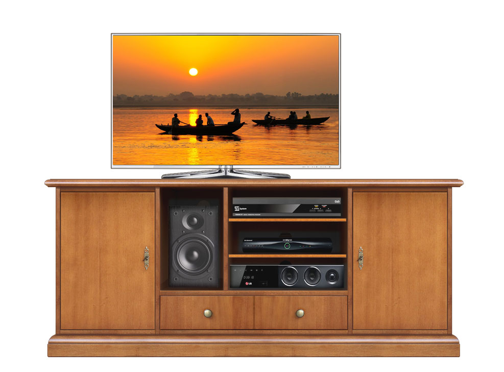 Meuble tv home cin ma lamaisonplus - Meuble tv home cinema ...
