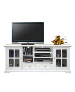 meuble tv-hifi, meuble tv, meuble tv classique, meuble de style, ameublement classique pour le salon