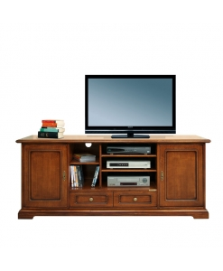 meuble tv. meuble tv en bois, meuble tv classique, ameublement pour le salon
