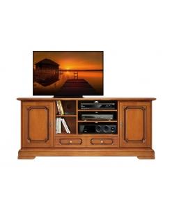 Meuble Tv Home Cinéma 160 cm largeur Arteferretto