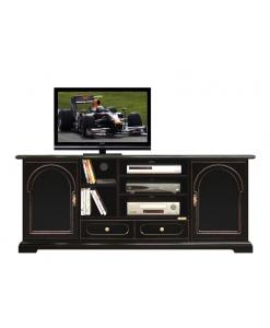 meuble tv-hifi, meuble tv, meuble tv classique, meuble tv laqué