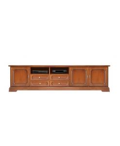 banc tv, meuble tv, ameublement pour le salon, meuble tv en bois, meuble tv avec tiroirs, ameublement classique, meuble tv classique