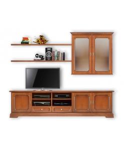 meubles tv et vitrine