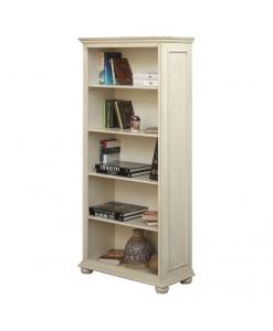 étagères, bibliothèque de style