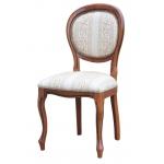 chaise Louis Philippe, chaise rembourrée