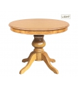 Table ronde Louis Philippe réf. 446 Finition light.