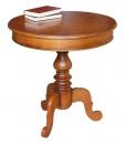 Table ronde marquetée - Guéridon