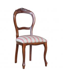 chaise classique, chaise bois massif, chaise salle à manger