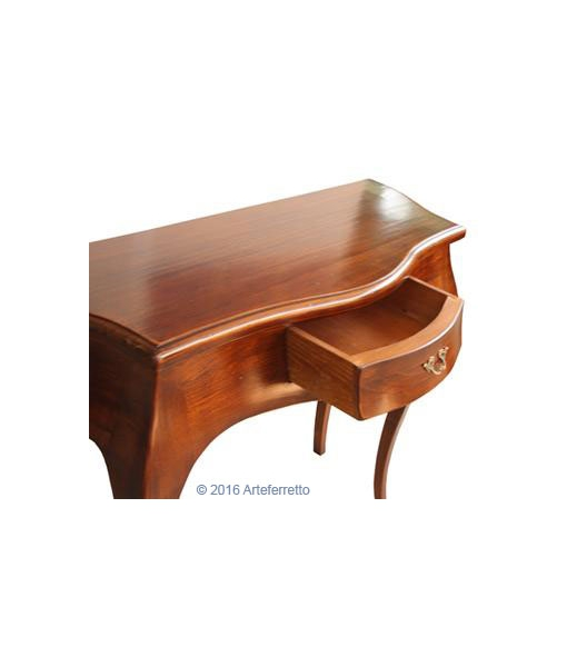 console en bois, console, console classique