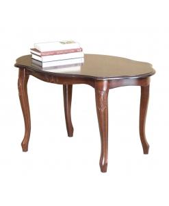Table basse ovale style XVIIIème siècle Arteferretto