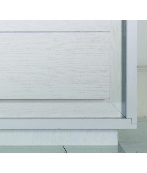 commode, commode classique, commode de style, commode laquée, commode avec 3 tiroirs