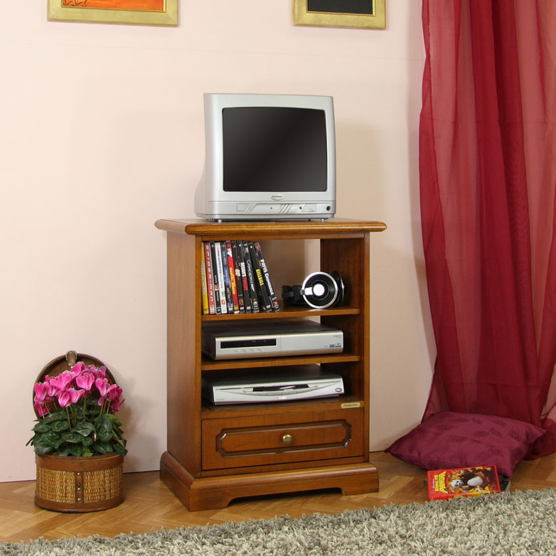 meuble tv petite taille avec tiroir lamaisonplus. Black Bedroom Furniture Sets. Home Design Ideas