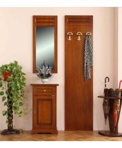 Meubles pour l'entrée classiques en bois Arteferretto