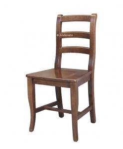 chaise classique en bois, chaise de cuisine pas cher, chaise salle à manger
