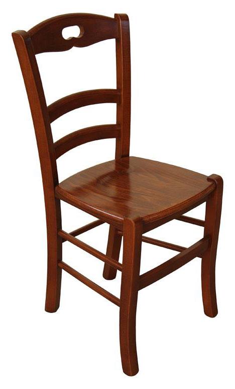 chaise classique de cuisine lamaisonplus. Black Bedroom Furniture Sets. Home Design Ideas