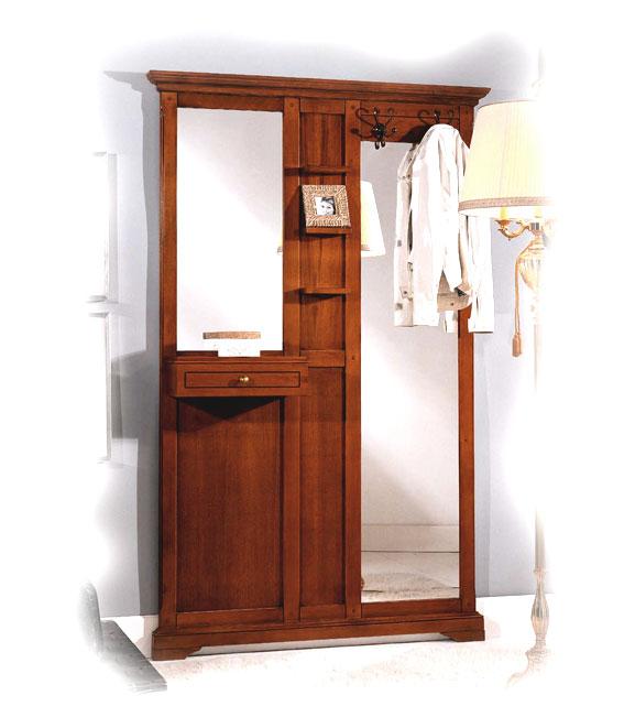 Vestiaire porte manteau classique d 39 entr e lamaisonplus for Largeur porte classique