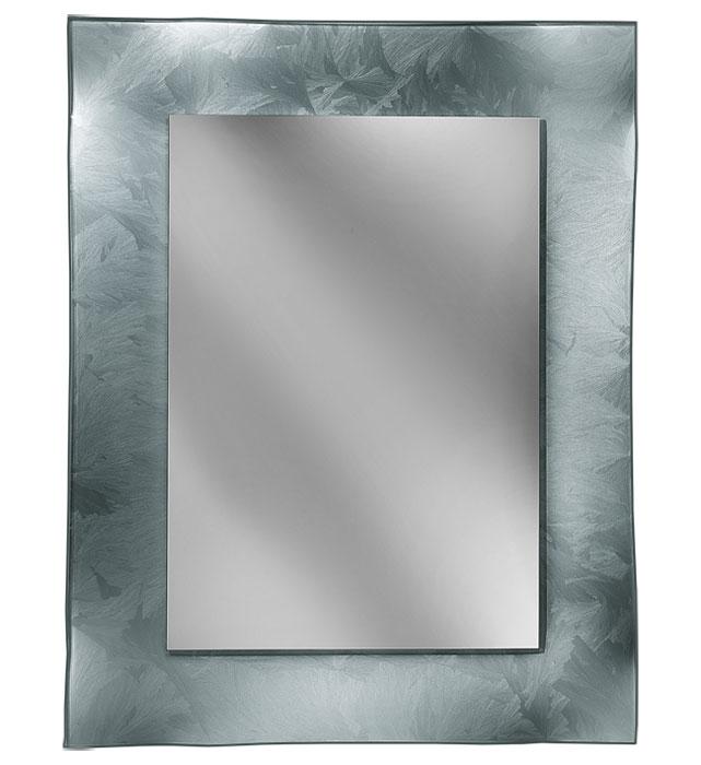 Miroir encadrement en verre all glass for Encadrement miroir