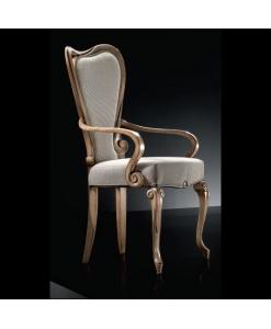 chaise bout de table, chaise haut de gamme, siège de qualité