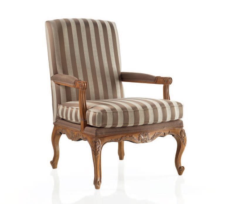 fauteuil classique navy lamaisonplus. Black Bedroom Furniture Sets. Home Design Ideas