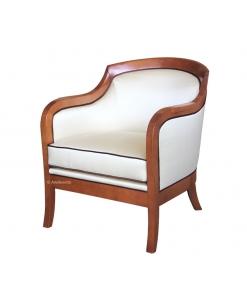 Fauteuil, fauteuil de luxe, fauteuil confort