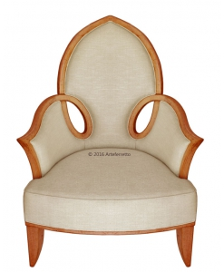 fauteuil, fauteuil design, fauteuil de style