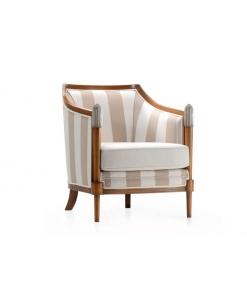 Fauteuil design, fauteuil de luxe, fauteuil de salon