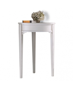 Console d'angle, shabby chic