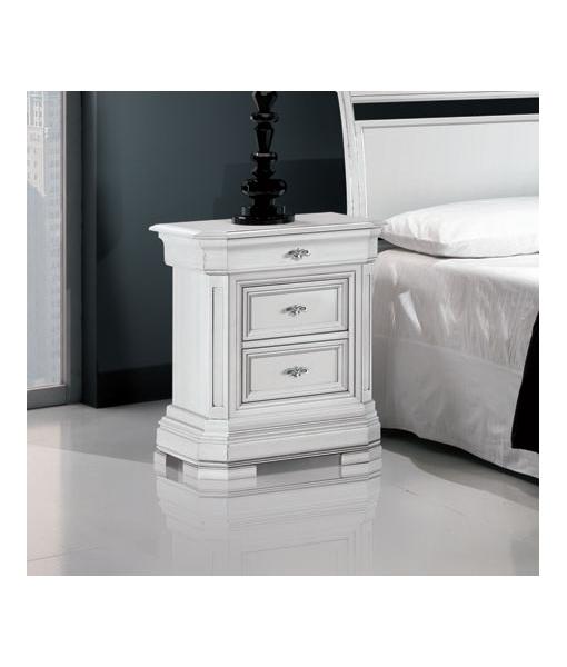 table de chevet, table de chevet classique, table de chevet pour la chambre, ameublement classique