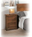 Table de nuit, mobilier chambre en bois