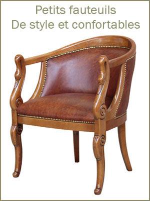 Fauteuil salle d'attente bois et tissu, fauteuil à cols de cygne en bois massif de qualité artisanale italienne