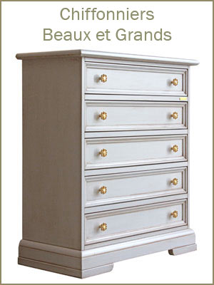 Chiffonnier de rangement avec tiroirs, meuble de rangement à tiroirs, commode pour chambre en bois, meuble à tiroirs classique