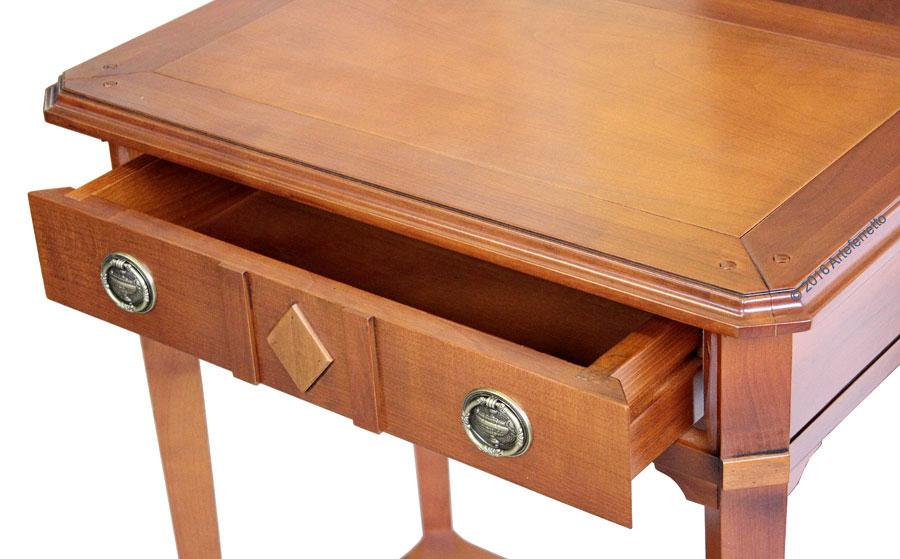 Table console en bois massif - LaMaisonPlus