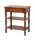 table de chevet, table de chevet classique, table de chevet en bois, table de chevet laquée
