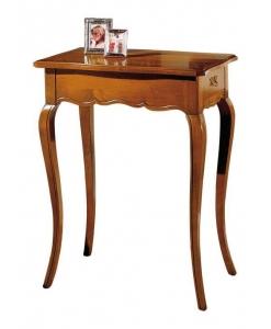 petite table ovale avec tiroir lamaisonplus. Black Bedroom Furniture Sets. Home Design Ideas