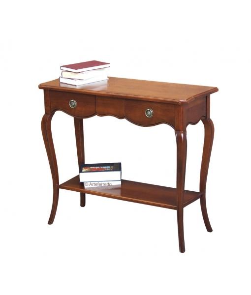 console, console en bois, console de style, ameublement classique, console classique, Réf. D906