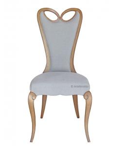 Chaise galbée en hêtre massif, acheter chaise, fabricant chaise, chaise design