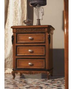 table de chevet classique, table de chevet, ameublement pour la chambre, ameublement classique, table de chevet en bois, zone nuit