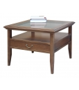 Table de salon, table basse classique, mobilier salon