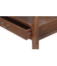 Table de salon, table de salon avec tiroir, tables basses en bois