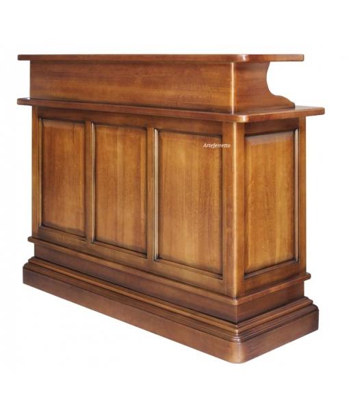Meuble comptoir de bar réf. E-3221