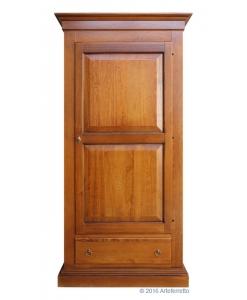Armoire massif Art Pauvre, armoire, armoire en bois, armoir classique, ameublement classique pour la maison
