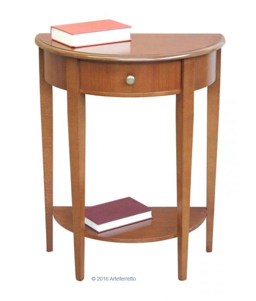 Console en bois pour l'entrée réf. E-7113