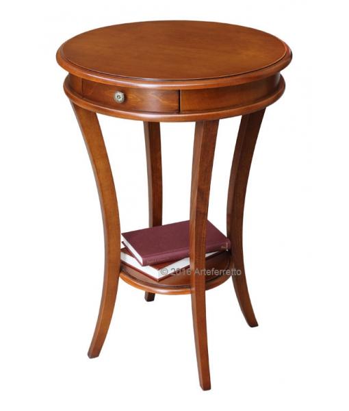 Petite table ronde classique, Réf. ER-1626